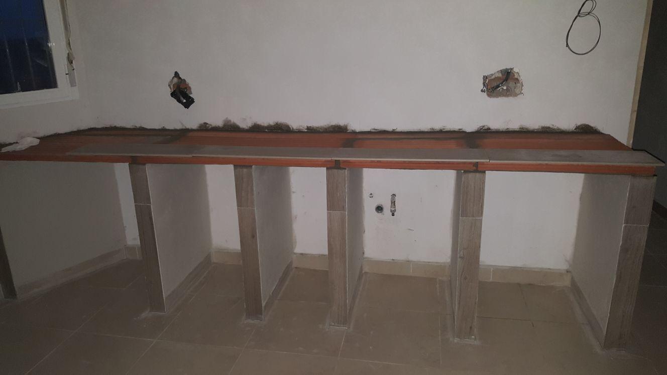 Muebles de obra en Huelva
