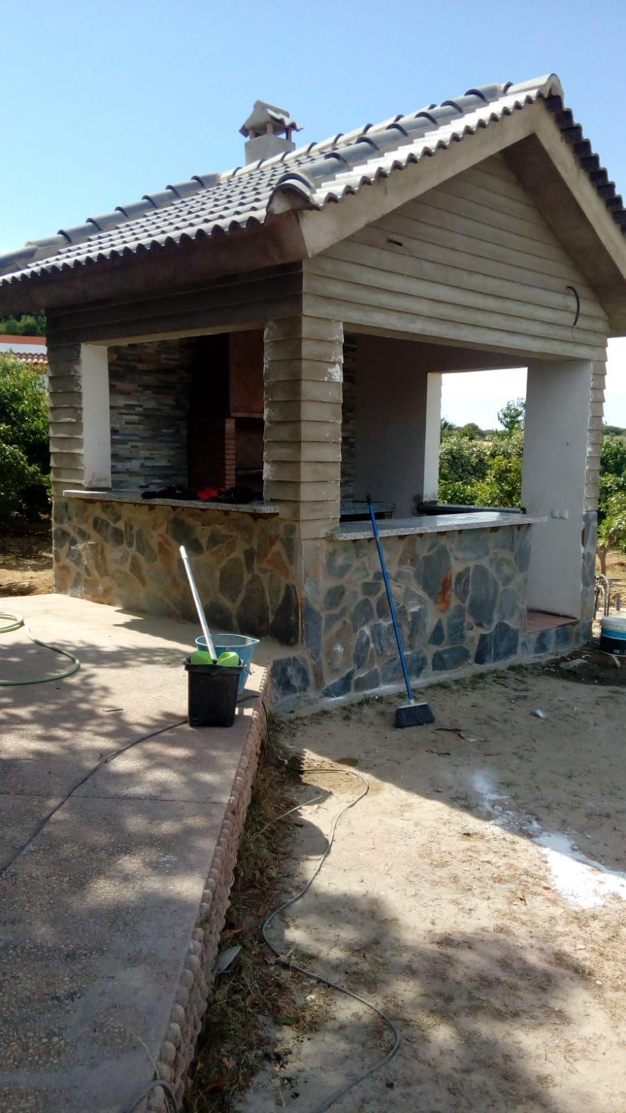 Trabajos de obra en Huelva