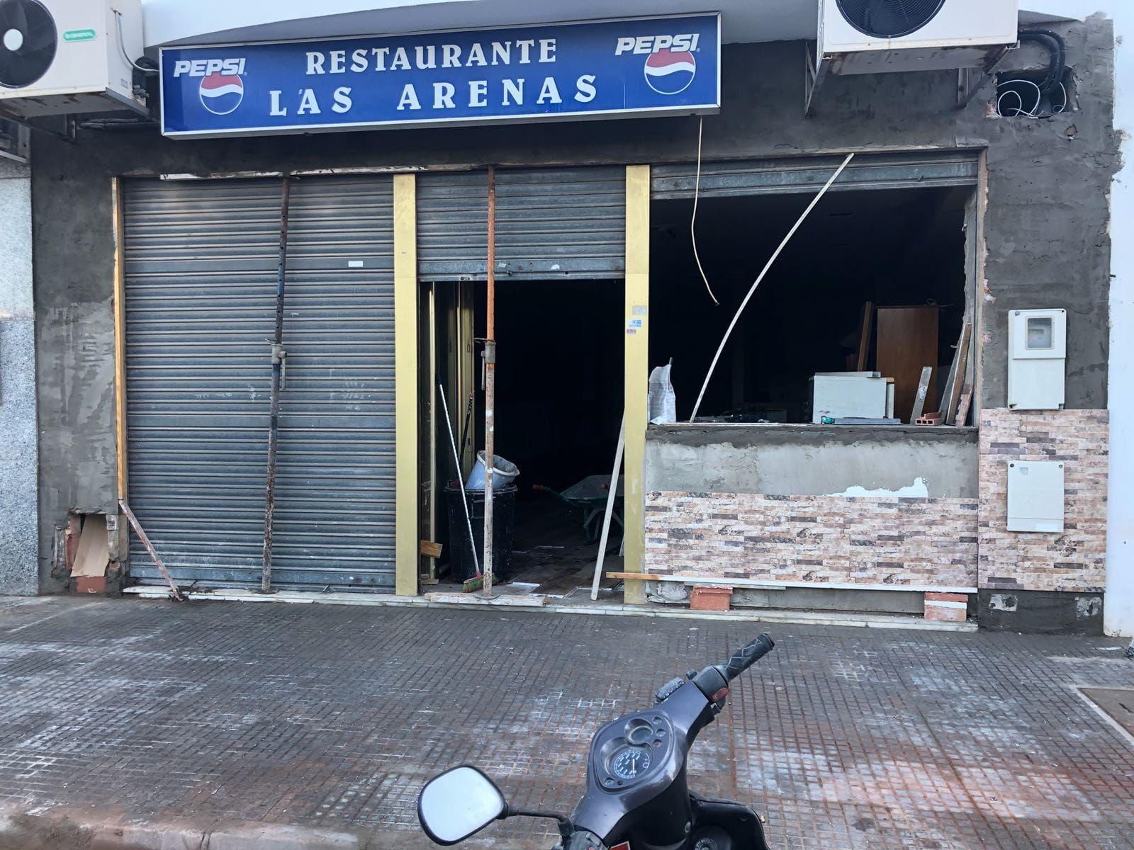 Reforma de locales en Huelva
