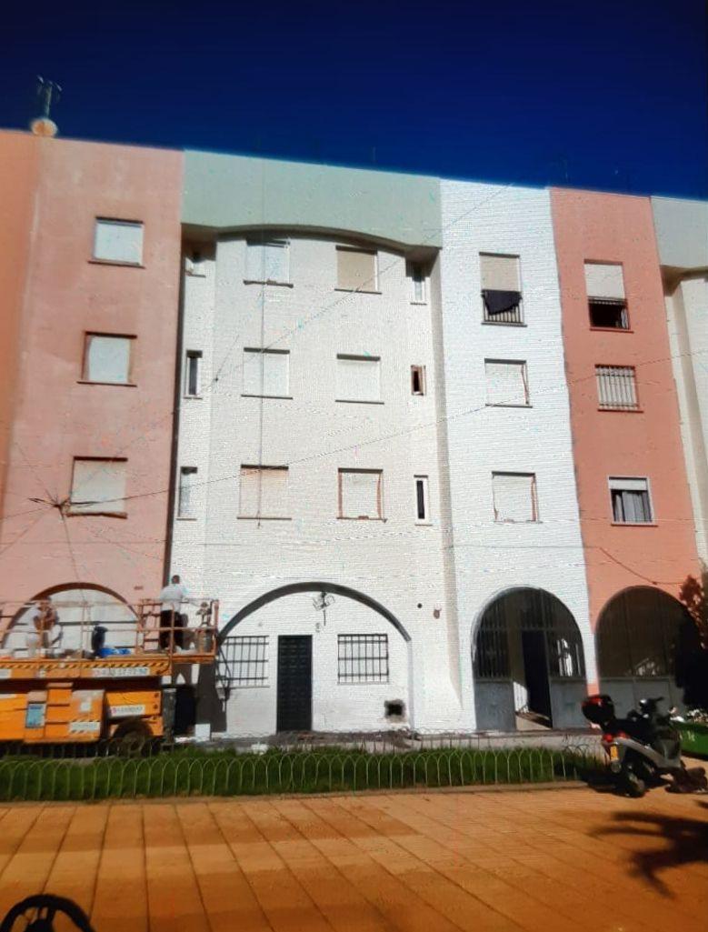 Reforma de fachadas en Huelva