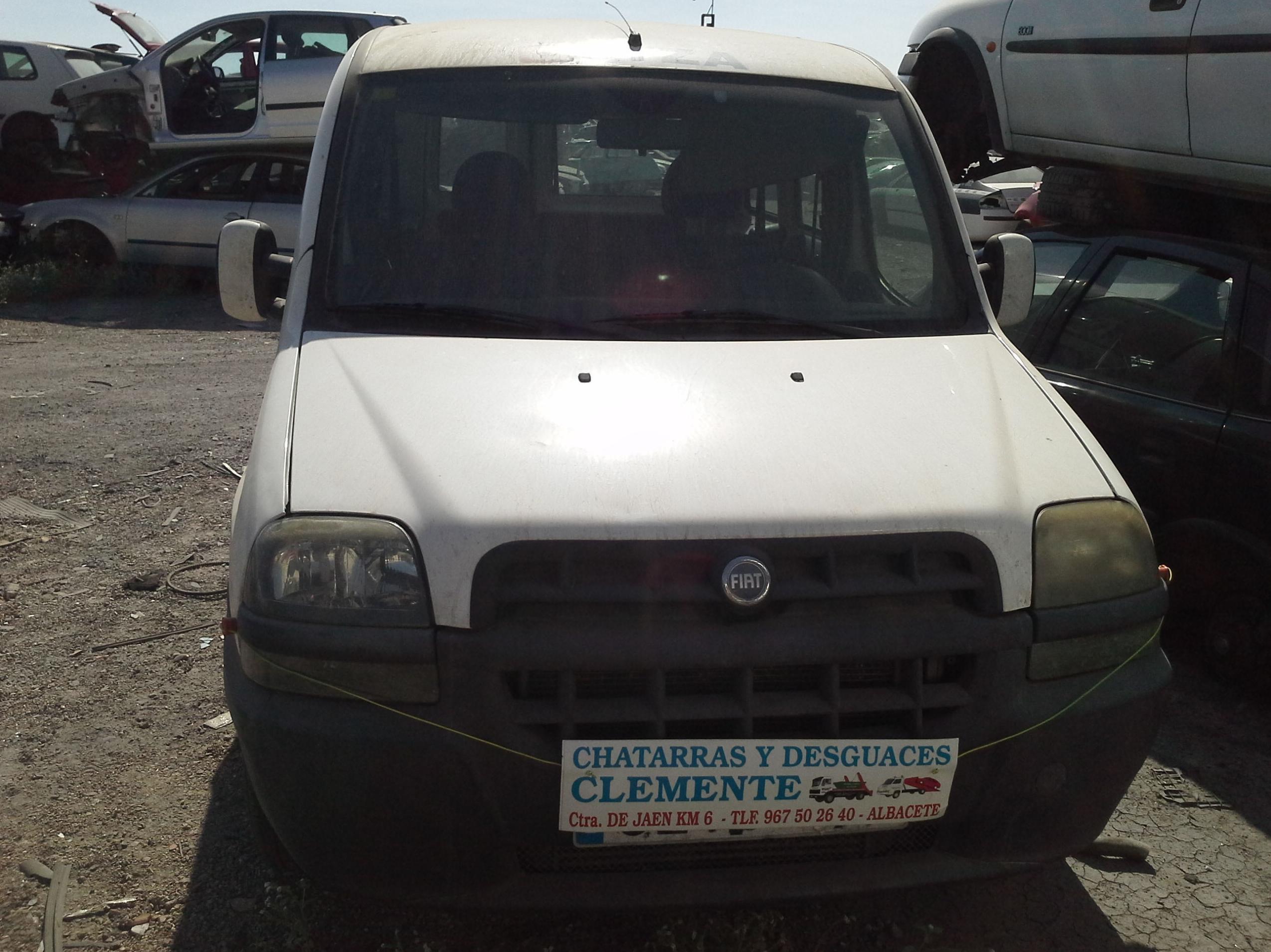 Fiat Doblo en Desguaces Clemente de Albacete