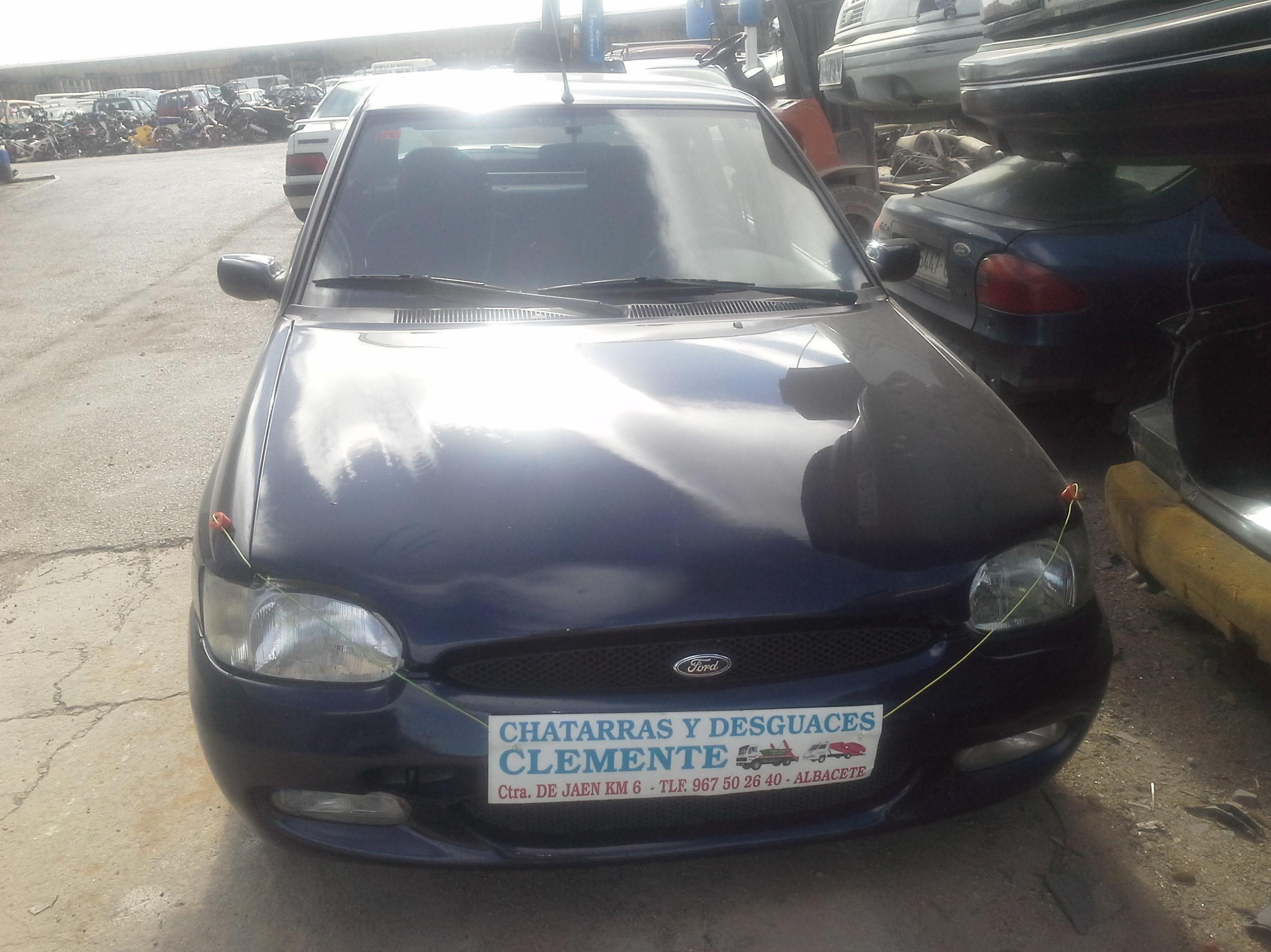 Ford escort 95 en desguaces clemente Albacete