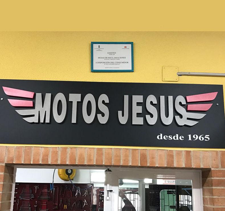 Fachada de Motos Jesús