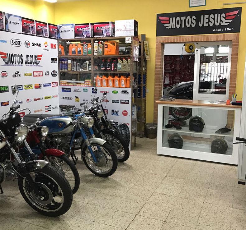 Taller de motos en Ciempozuelos