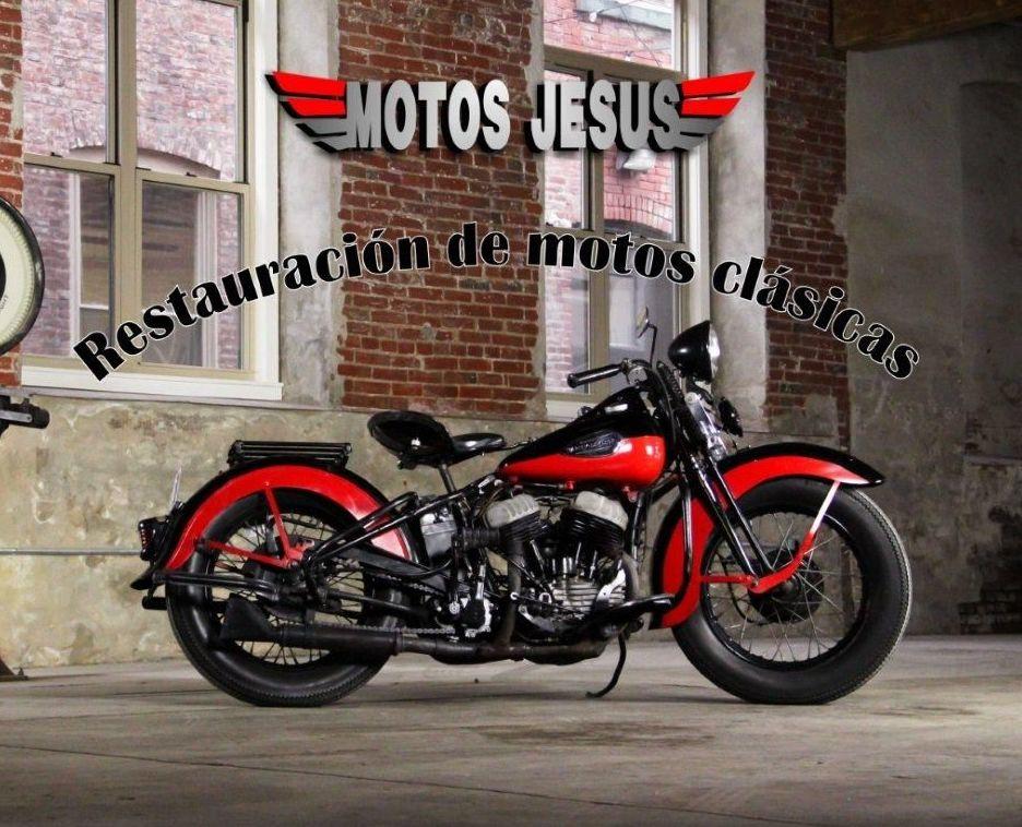 MOTOS JESUS
