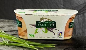 CASA GRANDE DE XANCEDA, Yogures: Catálogo de La Despensa Ecológica