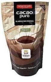 COMERCIO JUSTO, IDEAS, Cacao Puro: Catálogo de La Despensa Ecológica