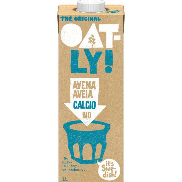Bebida de avena natural, OATLY.: Catálogo de La Despensa Ecológica