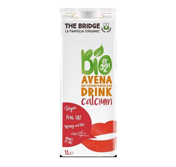 Bebida vegetal de Avena-calcio THE BRIGDE: Catálogo de La Despensa Ecológica
