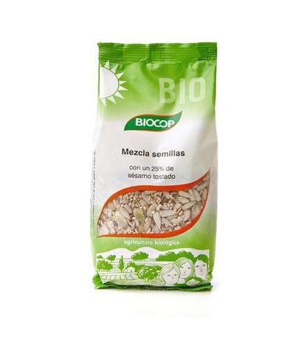 SEMILLAS de girasol, calabaza, sésamo crudo y tostado, mezcla de semillas. : Catálogo de La Despensa Ecológica
