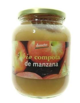 MACHADEL, Compota de Manzana: Catálogo de La Despensa Ecológica