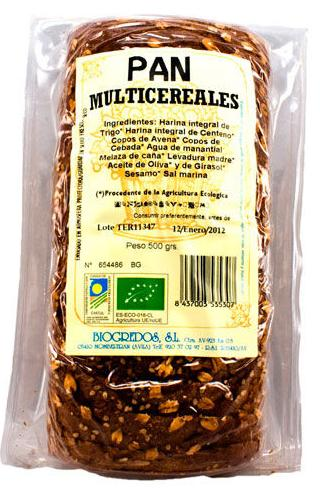 BIOGREDOS, Pan, Galletas, Croisant, bolleria y reposteria: Catálogo de La Despensa Ecológica