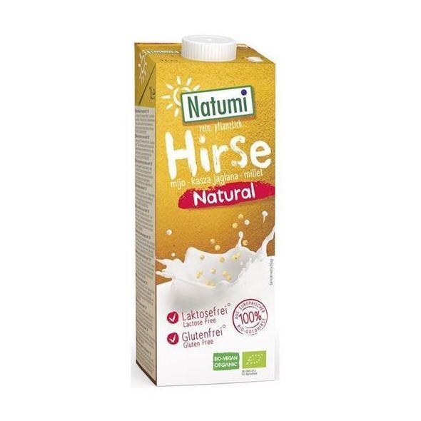 Bebida vegetal de mijo, NATUMI: Catálogo de La Despensa Ecológica