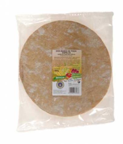 BIOCOP, Bases para pizza, trigo y espelta.: Catálogo de La Despensa Ecológica