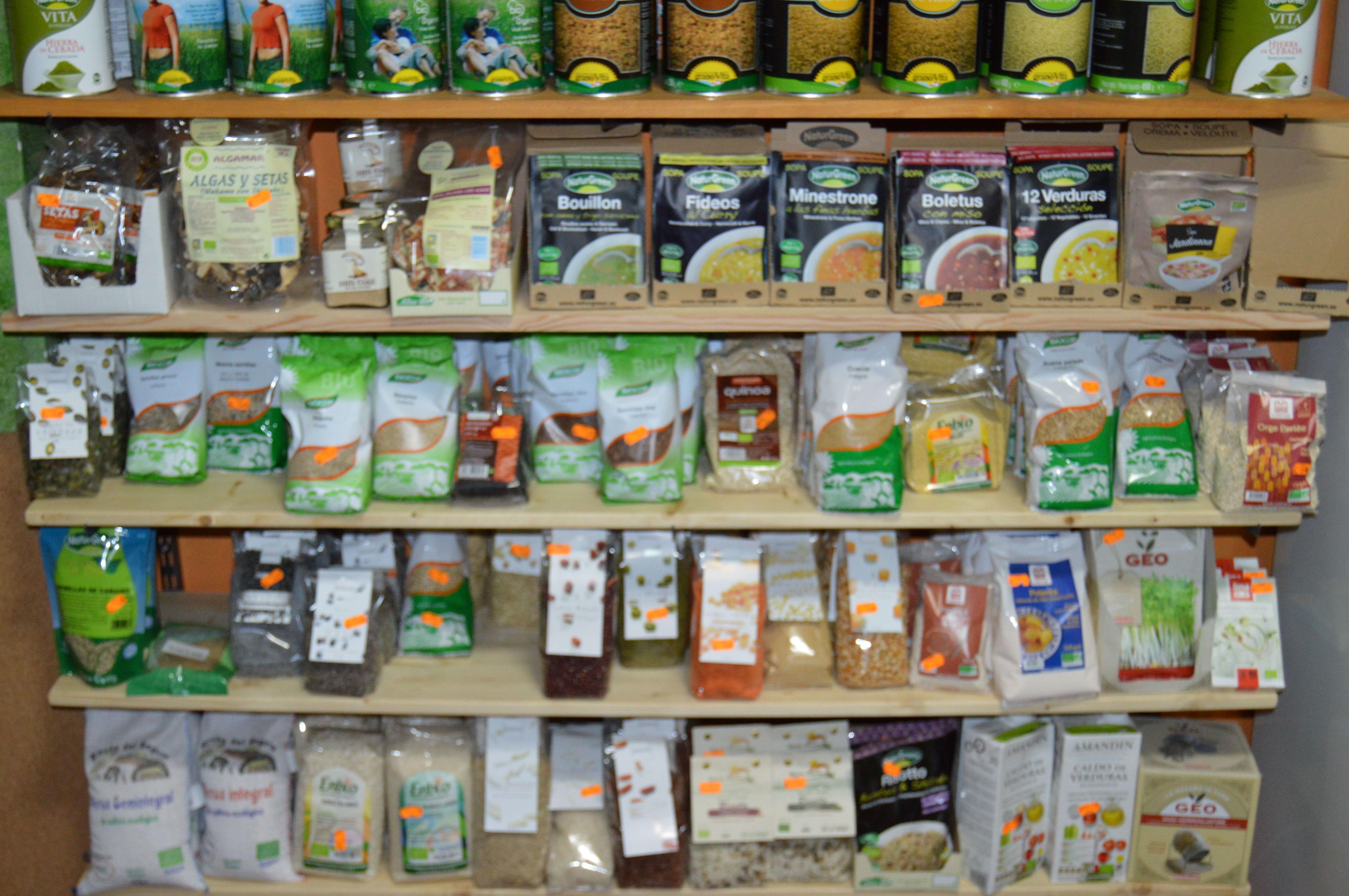 Foto 16 de Productos ecológicos en Ciudad Real | La Despensa Ecológica