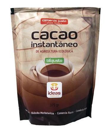 COMERCIO JUSTO, Cacao Instantaneo: Catálogo de La Despensa Ecológica