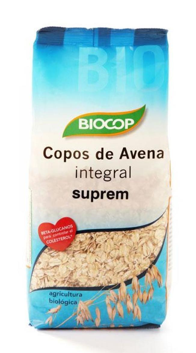 COPOS DE AVENA Supren, y finos, BIOCOP.: Catálogo de La Despensa Ecológica