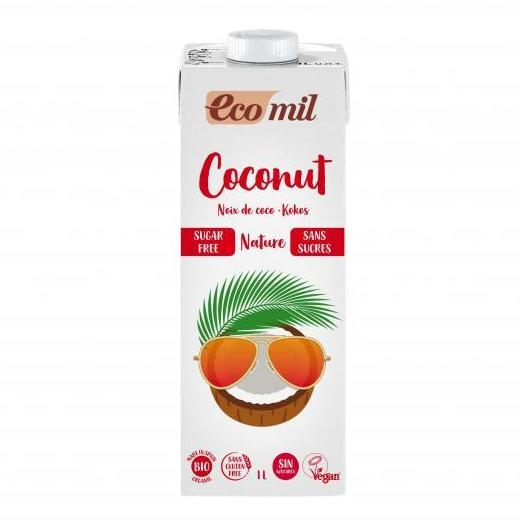 Bebida vegetal de coco nature, ECOMIL: Catálogo de La Despensa Ecológica
