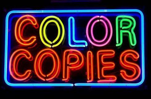 Fotocopias a color: Servicios de Copicentro Móstoles