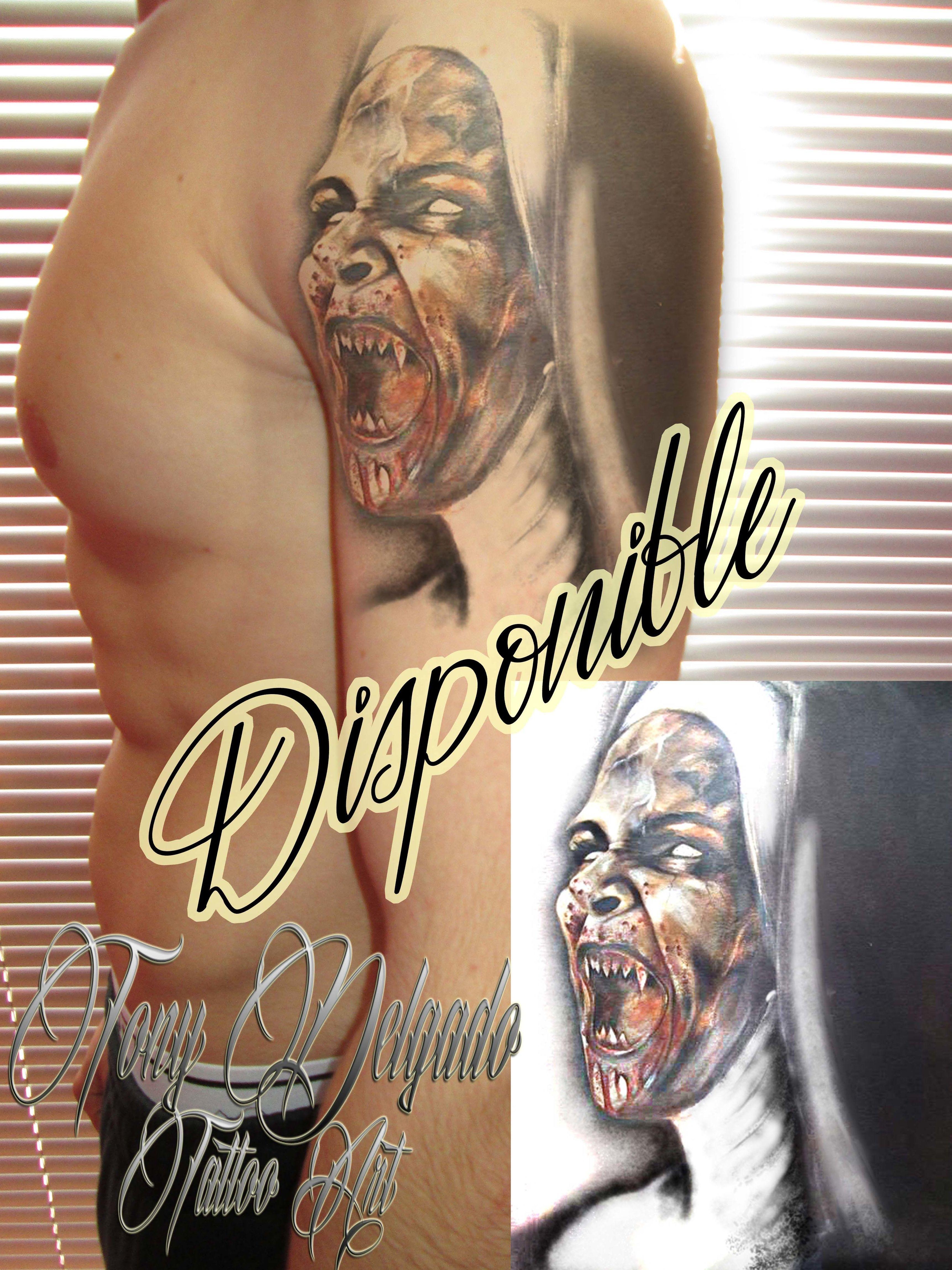 Foto 7 de Tatuajes en    Tony Delgado Tattoo Art