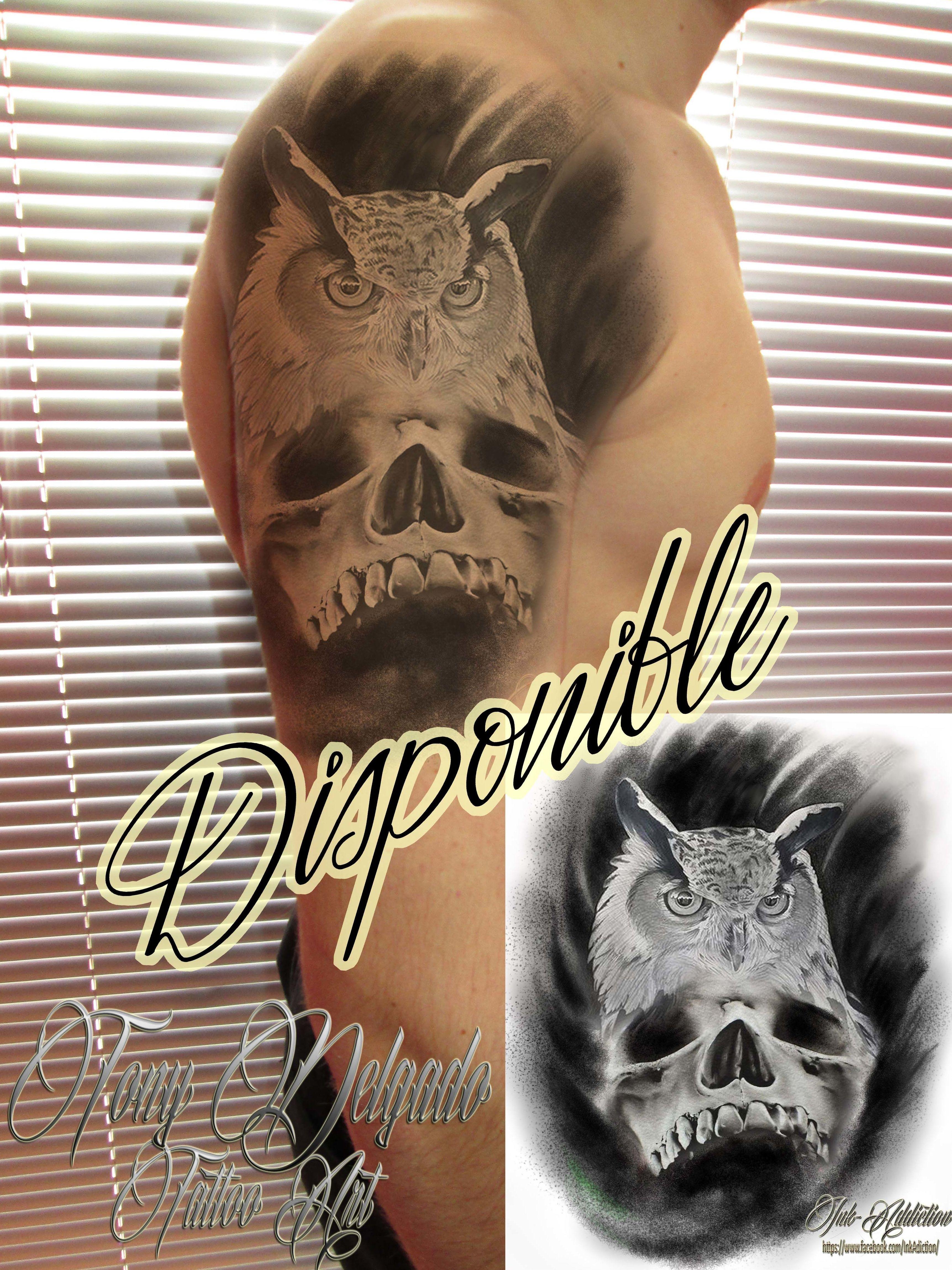 Foto 8 de Tatuajes en  | Tony Delgado Tattoo Art