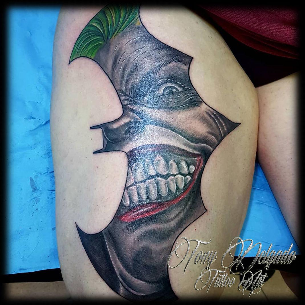 Foto 15 de Tatuajes en  | Tony Delgado Tattoo Art