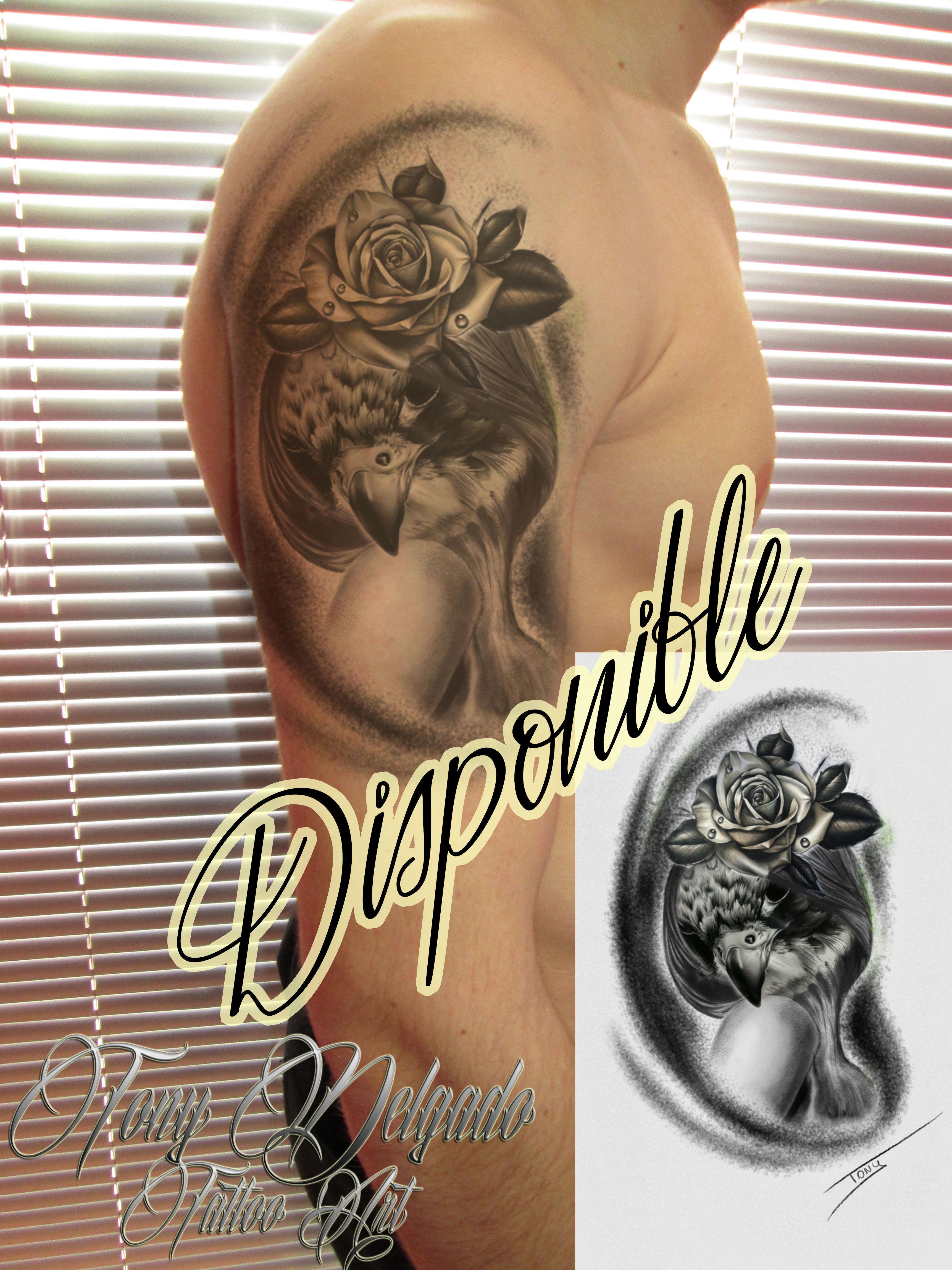 Foto 4 de Tatuajes en    Tony Delgado Tattoo Art