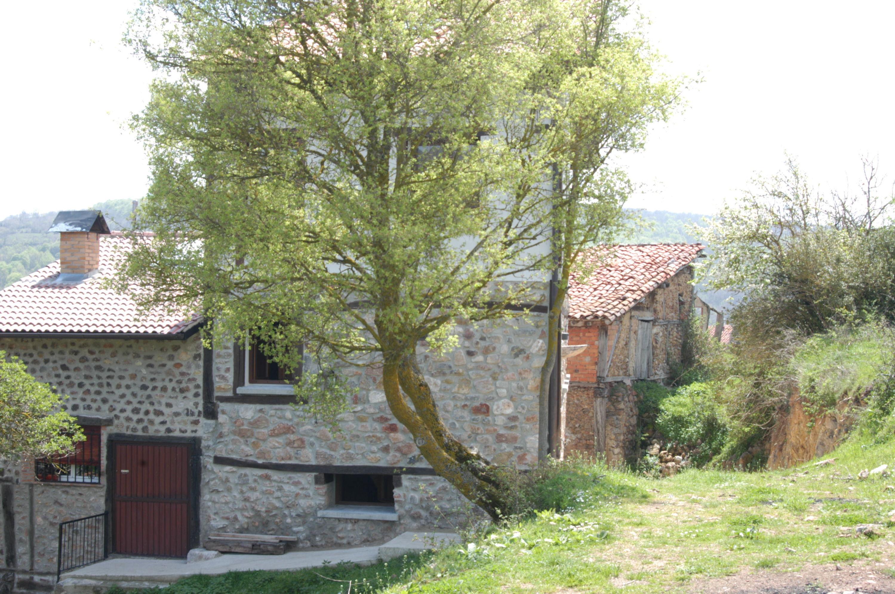 Casa rural en la montaña riojana