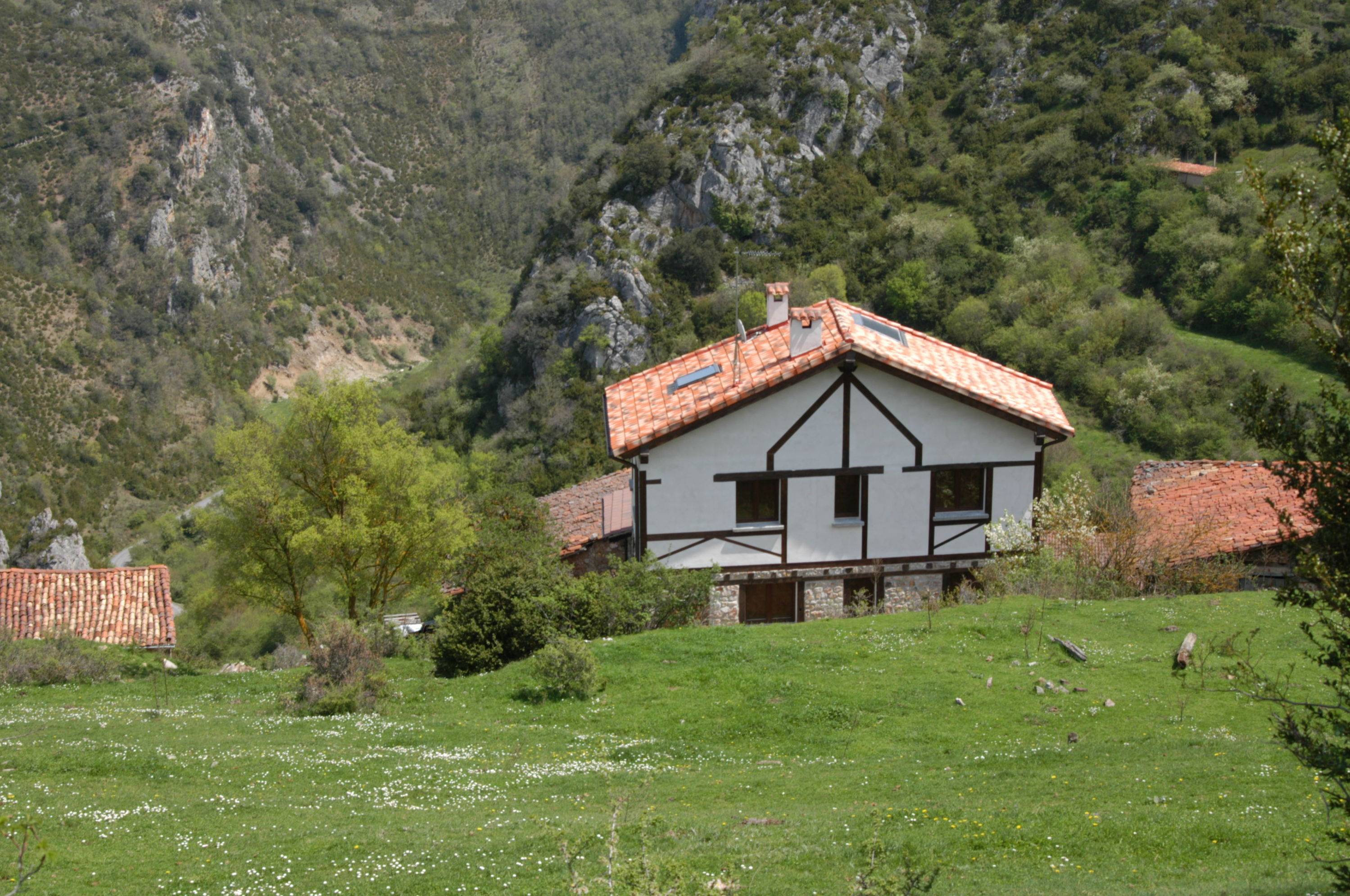 Casa rural Arruti, Sierra de Cameros (La Rioja)