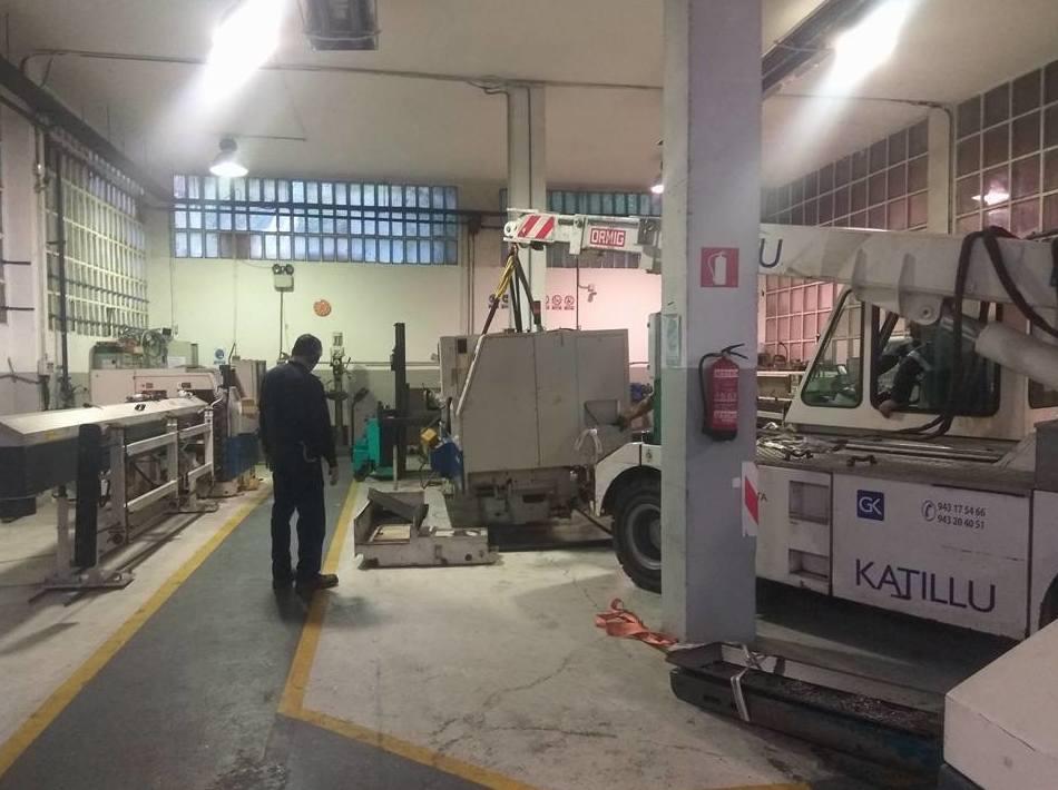 Foto 1 de Mecanizados en Mallabia | Marsa Ams