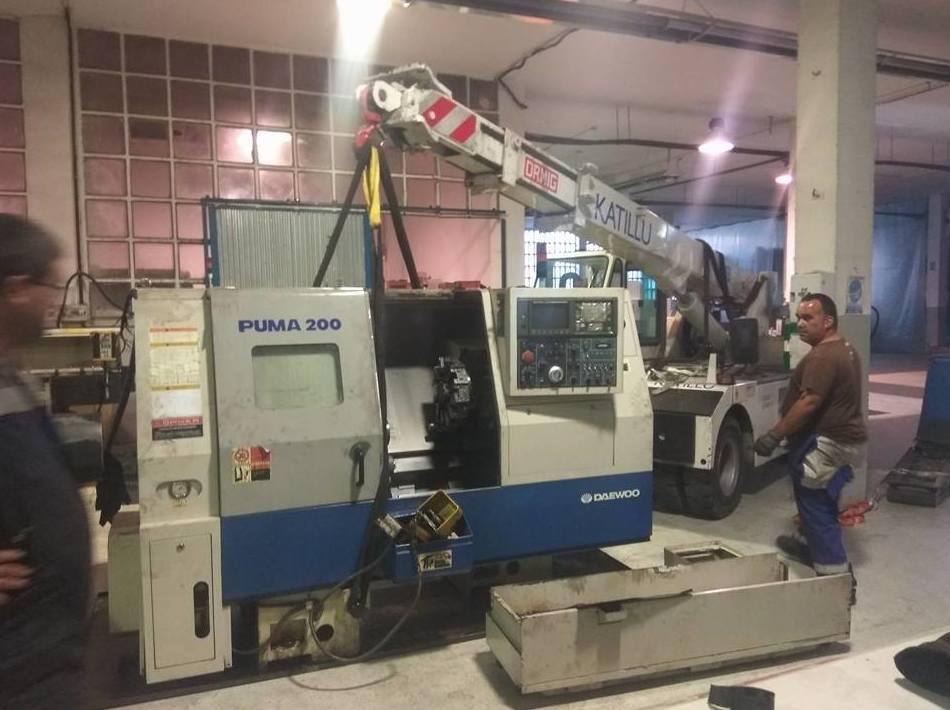 Foto 2 de Mecanizados en Mallabia | Marsa Ams