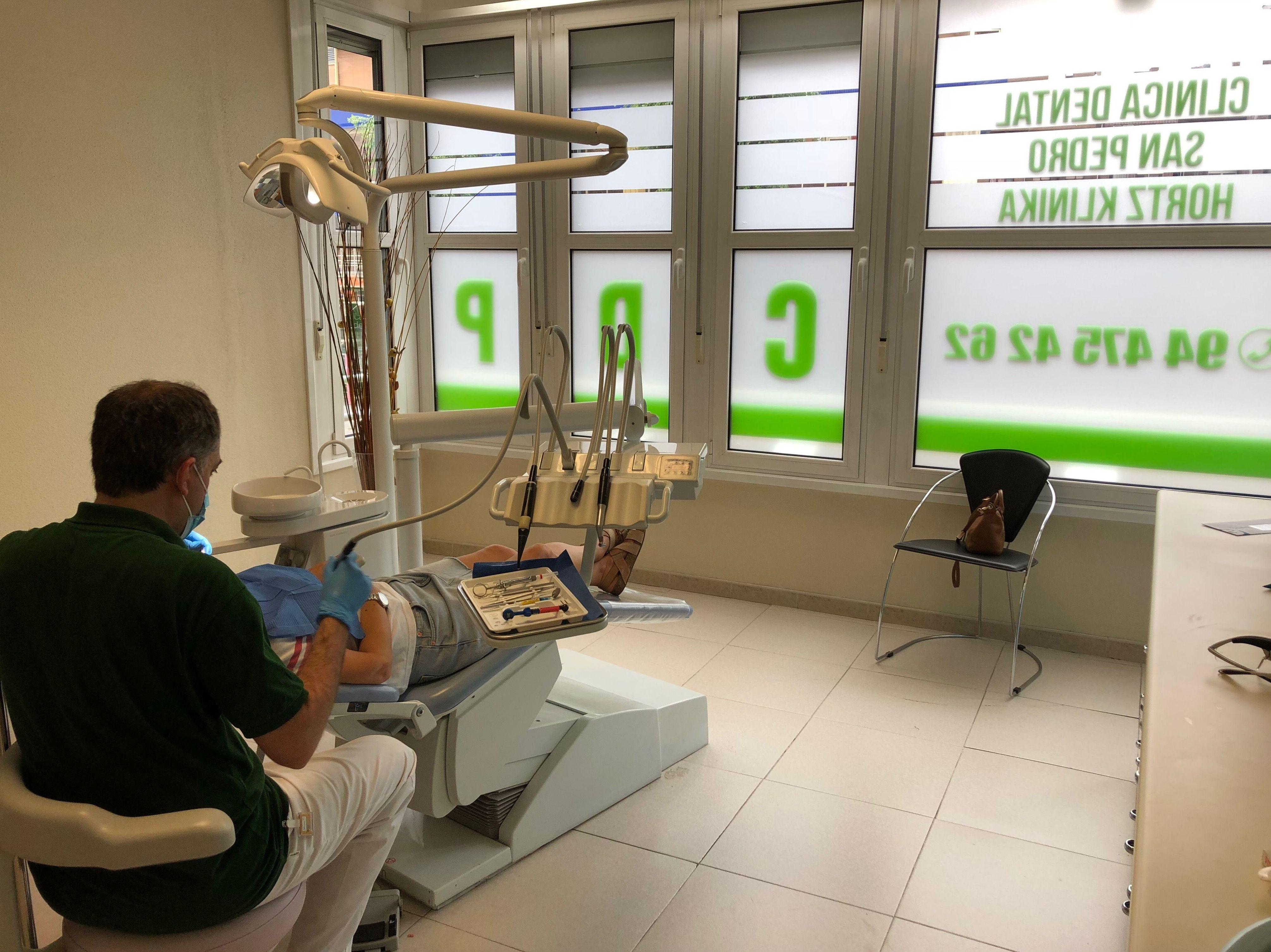 Dentista en Deusto