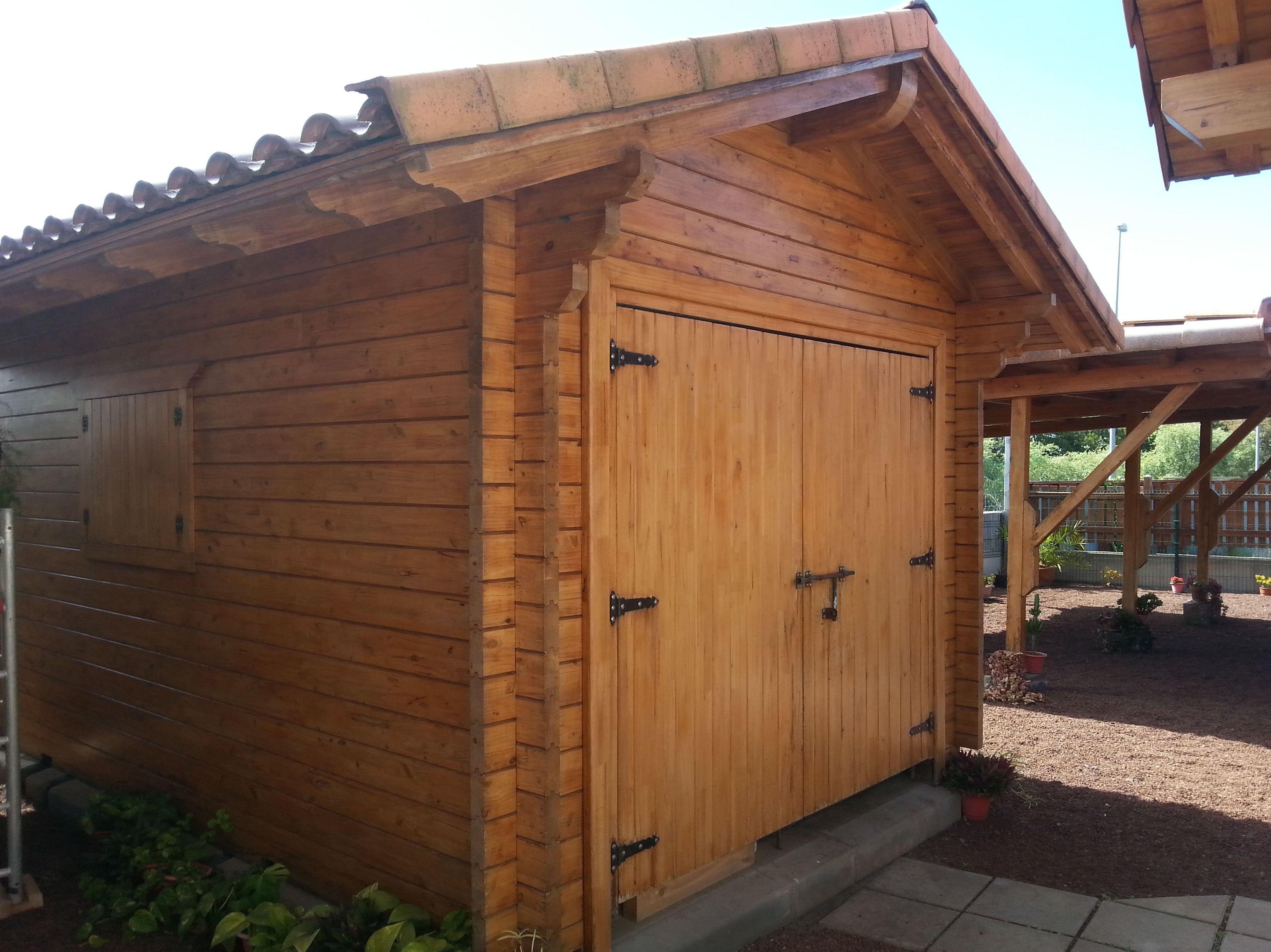 Foto 100 de Casas de madera en Tacoronte | Cortelima