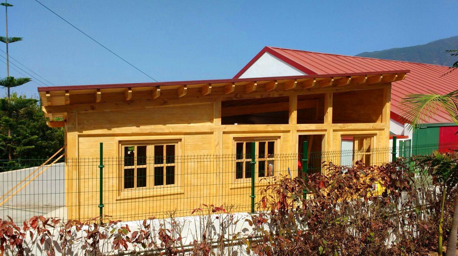 Oficina de madera en la Orotava