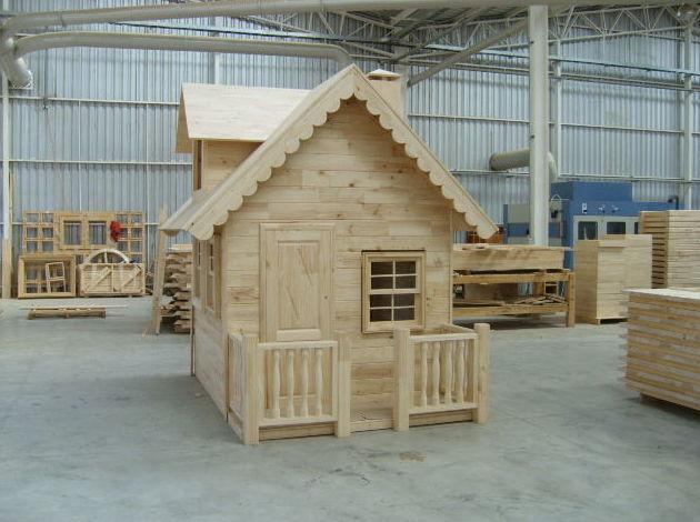Cabaña Para Niños - Cortelima