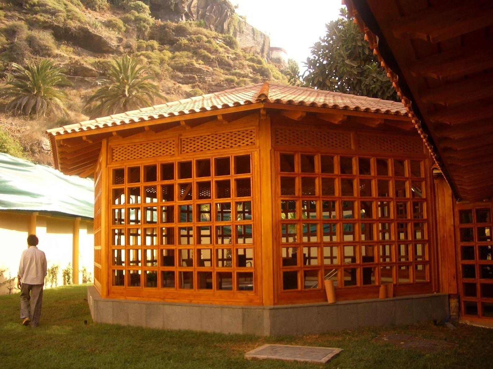 Foto 32 de Casas de madera en Tacoronte | Cortelima