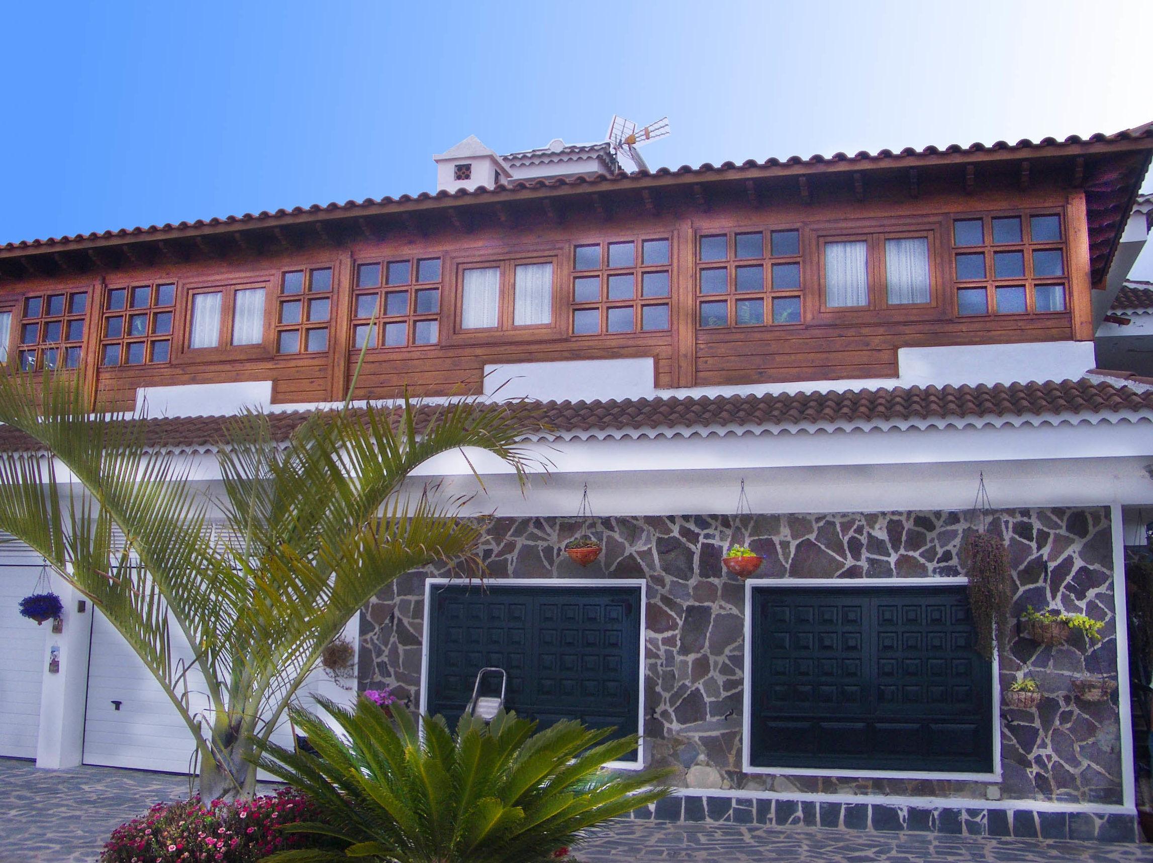 Foto 33 de Casas de madera en Tacoronte | Cortelima
