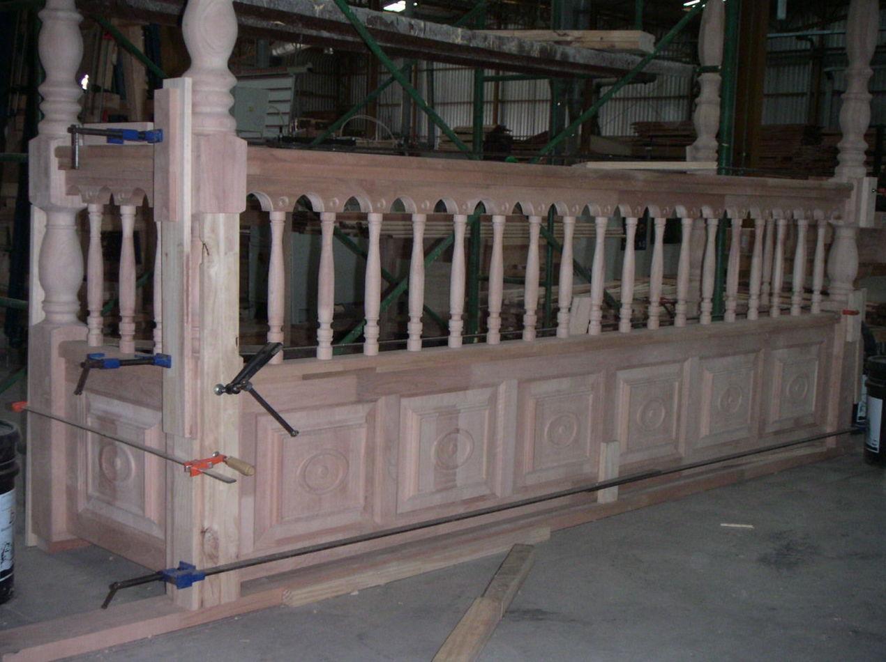 Fabricación y Venta balcón canario