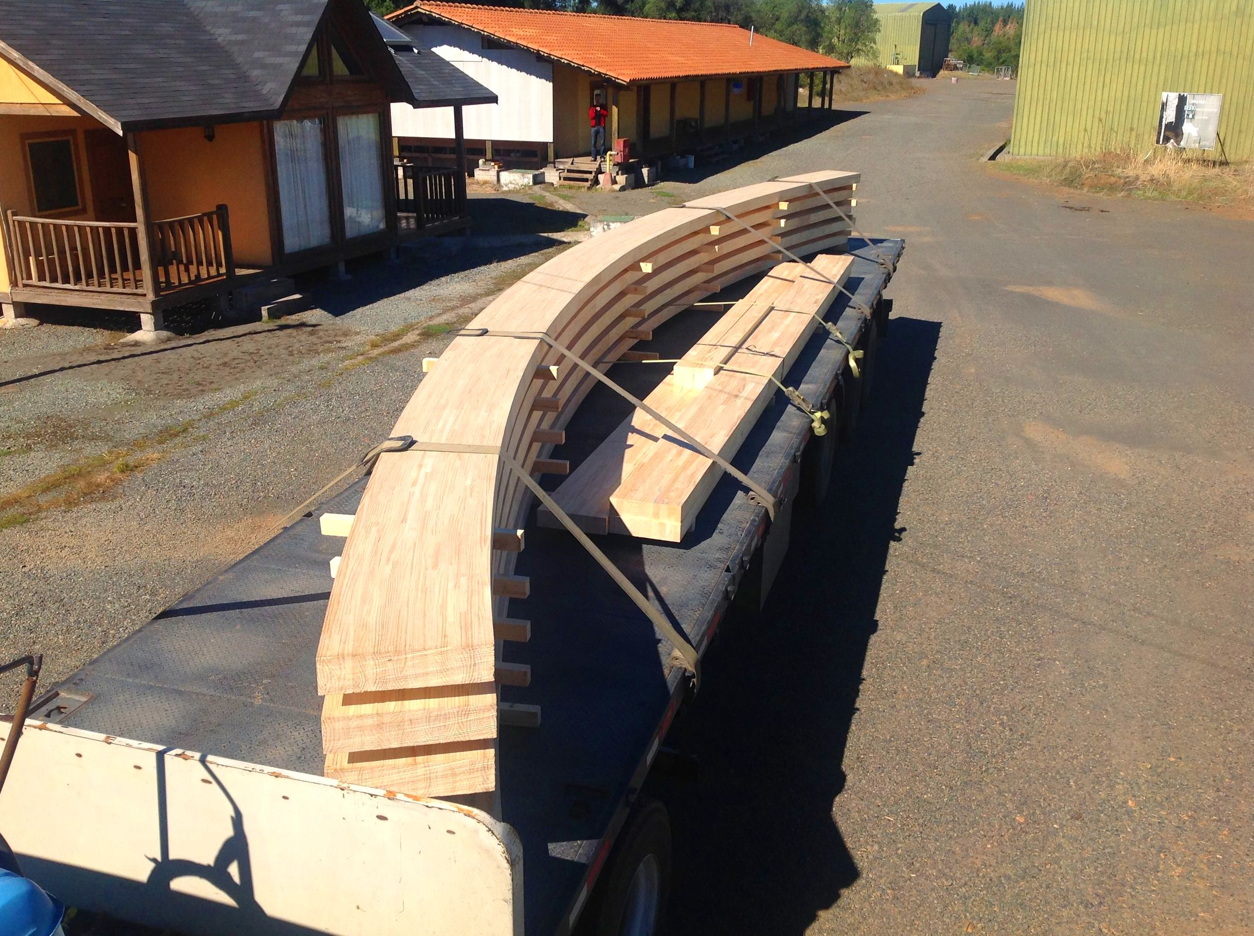 Fabricantes de madera laminada