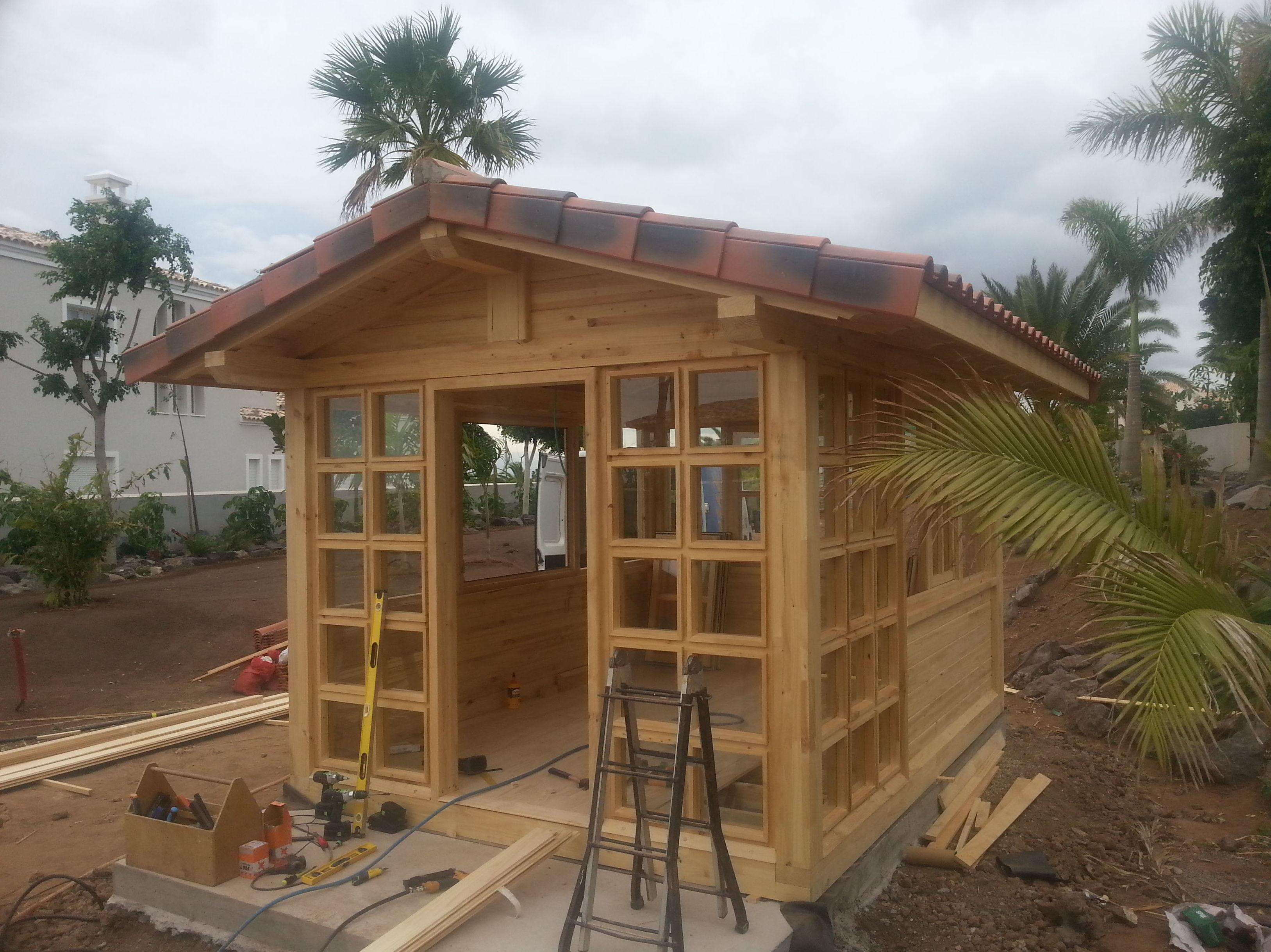 Foto 101 de Casas de madera en Tacoronte | Cortelima