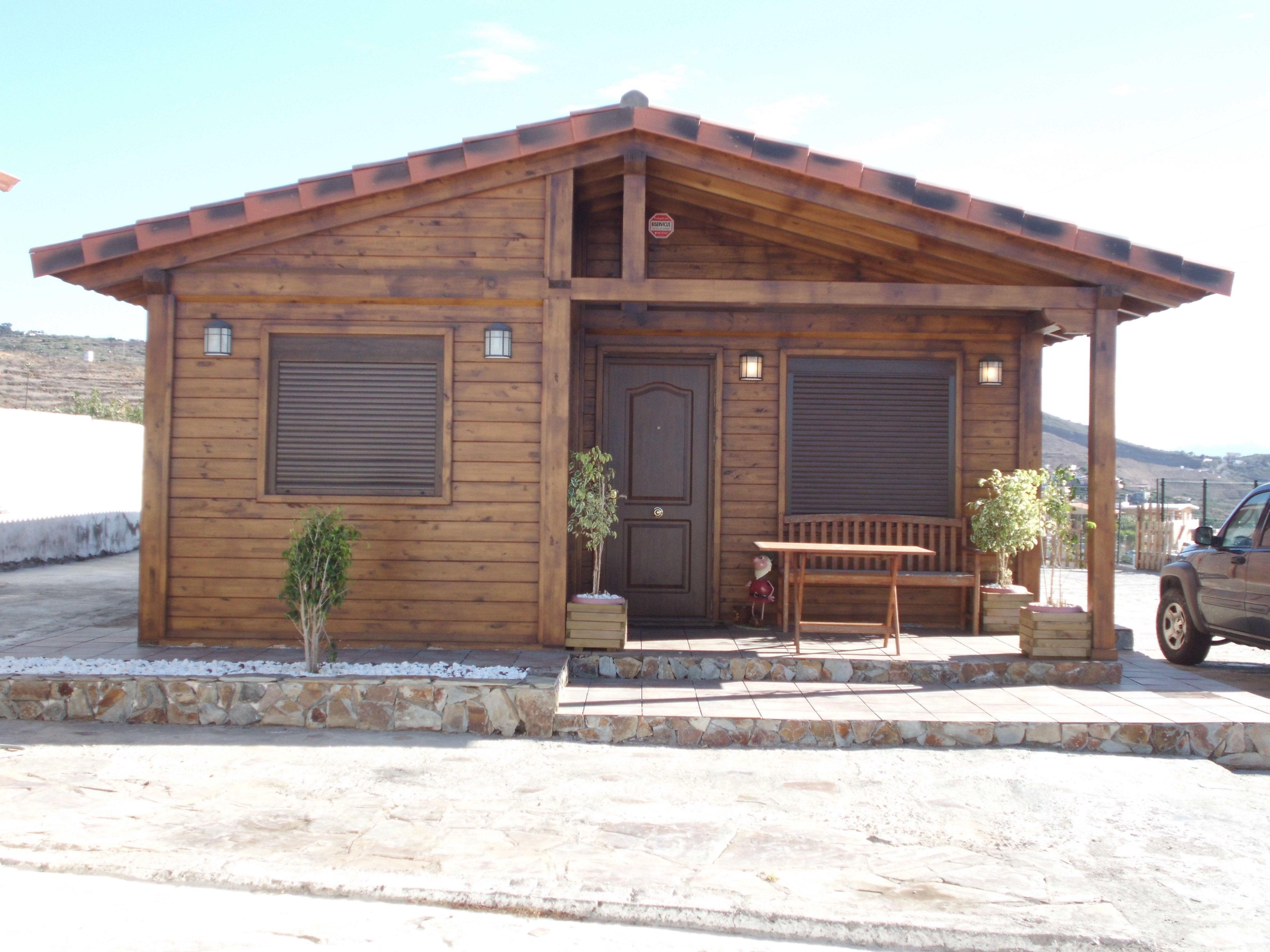 foto 9 de casas de madera en tacoronte cortelima