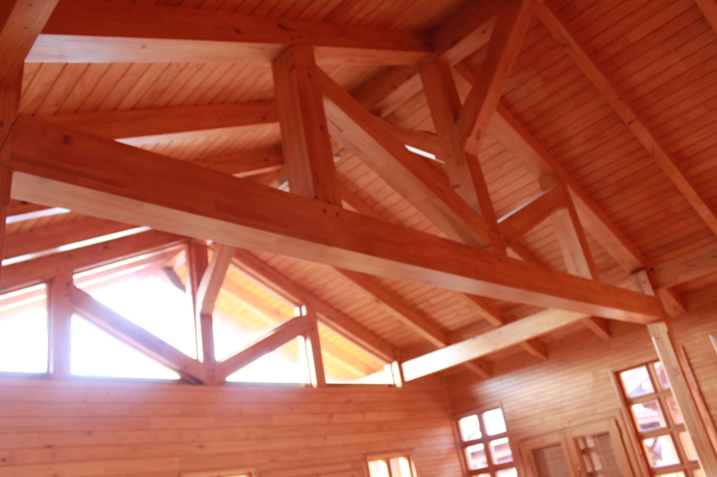 Buhardilla Madera Tenerife  wood loft