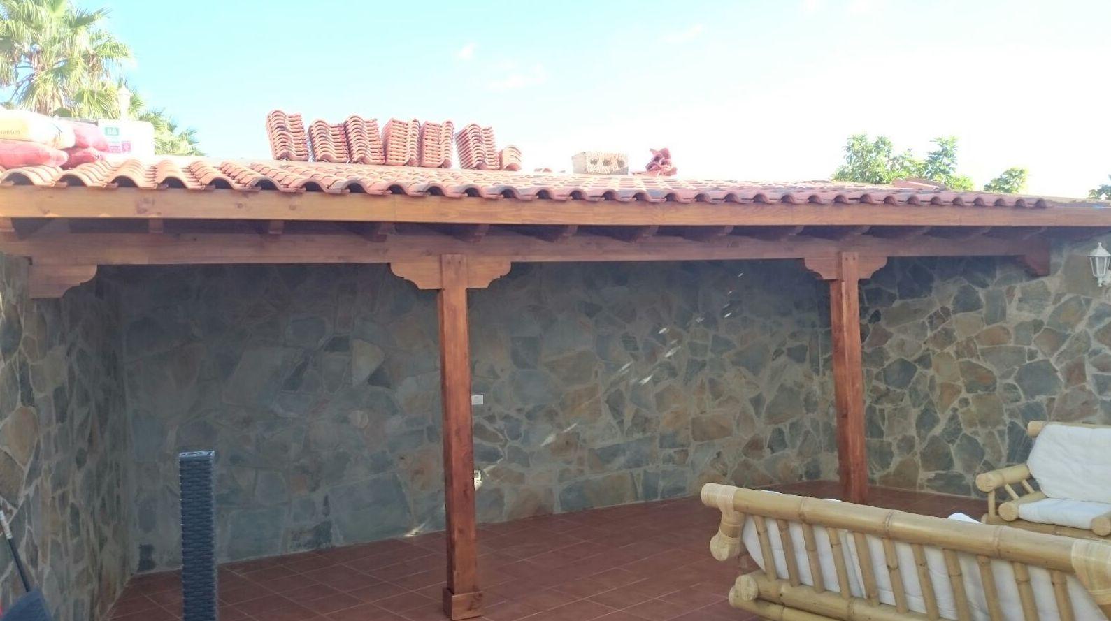 Porche Barranco Hondo