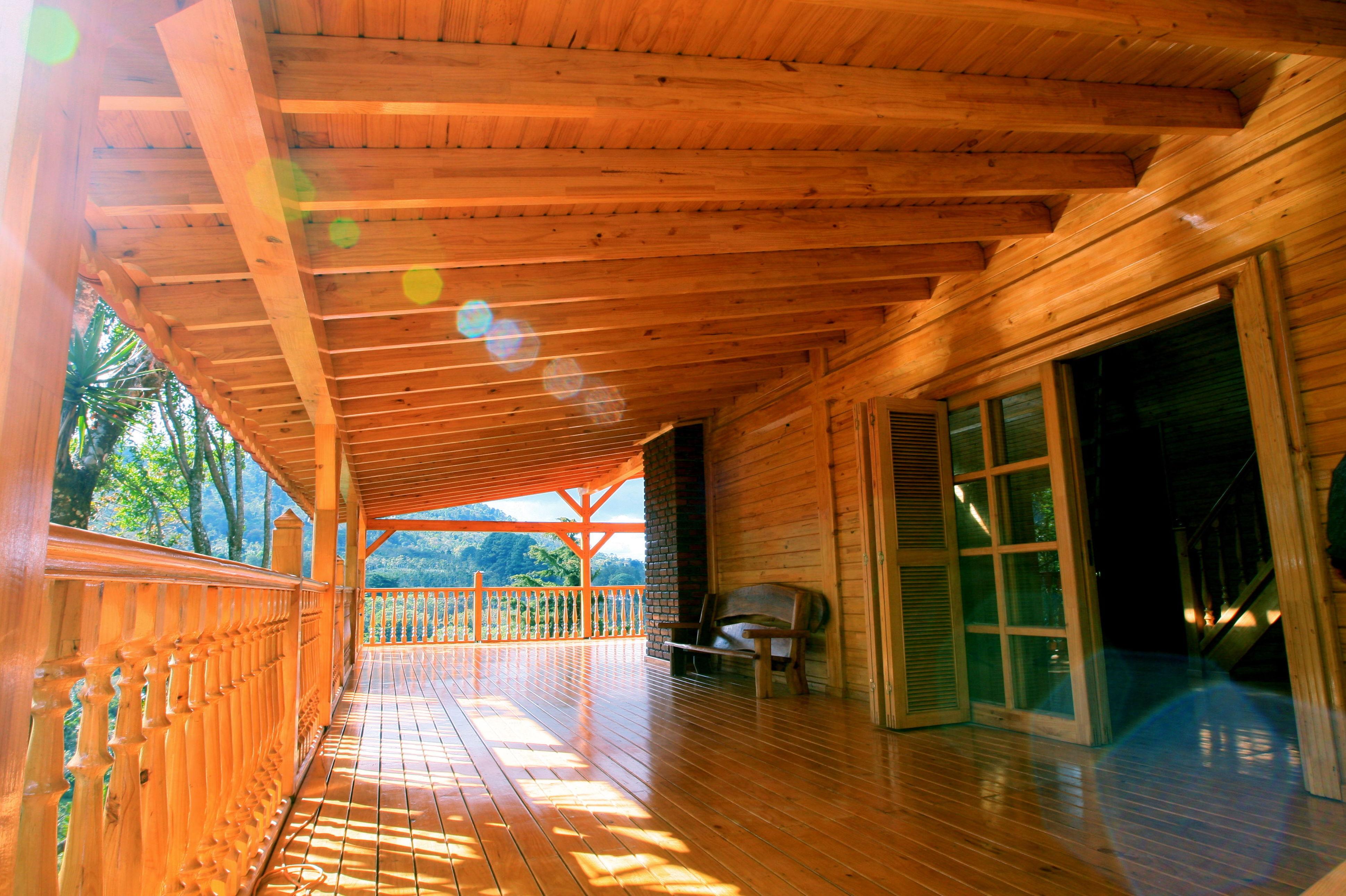 fabricants de maisons en bois