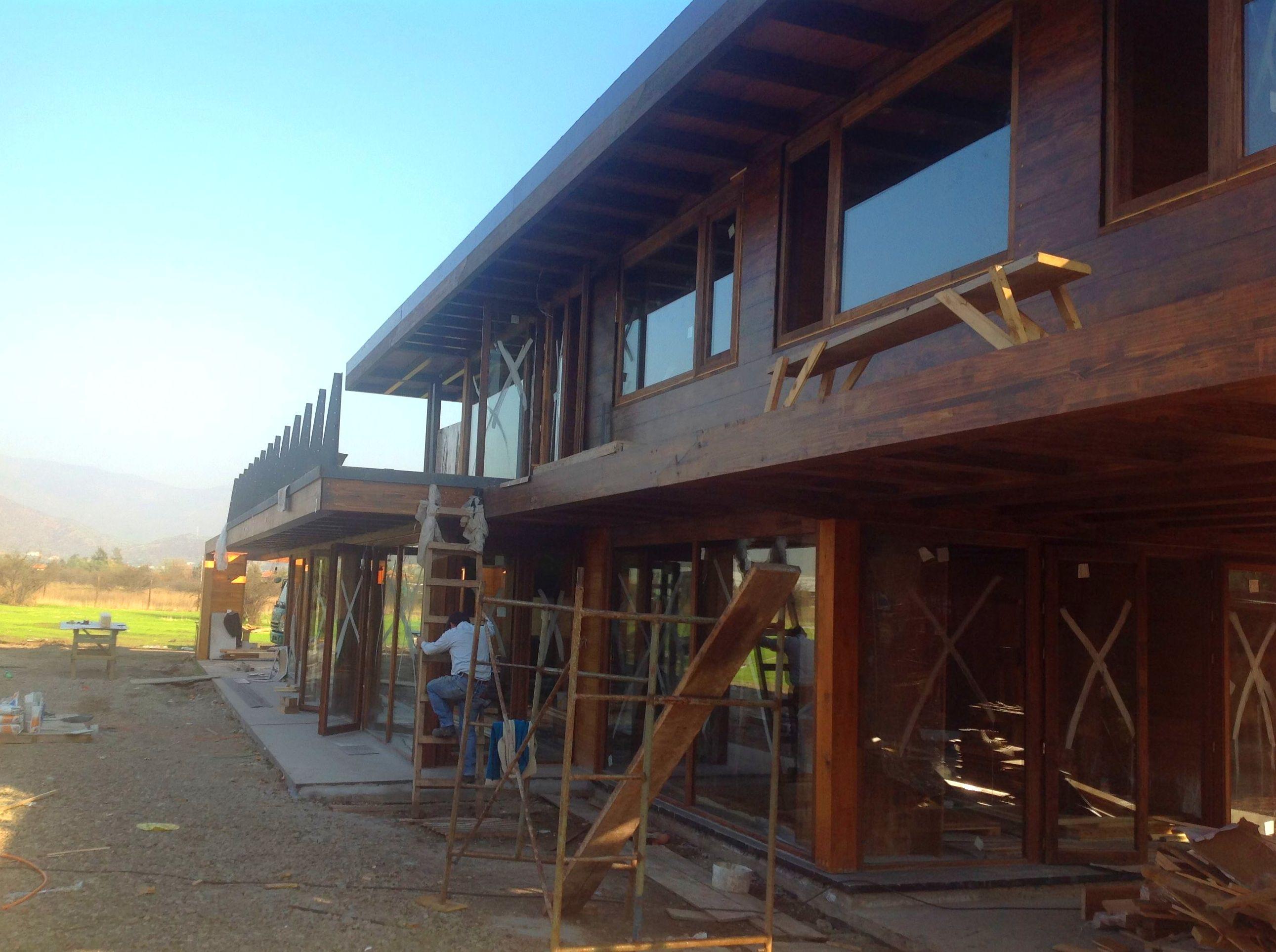 Fabricantes casas de madera Tenerife