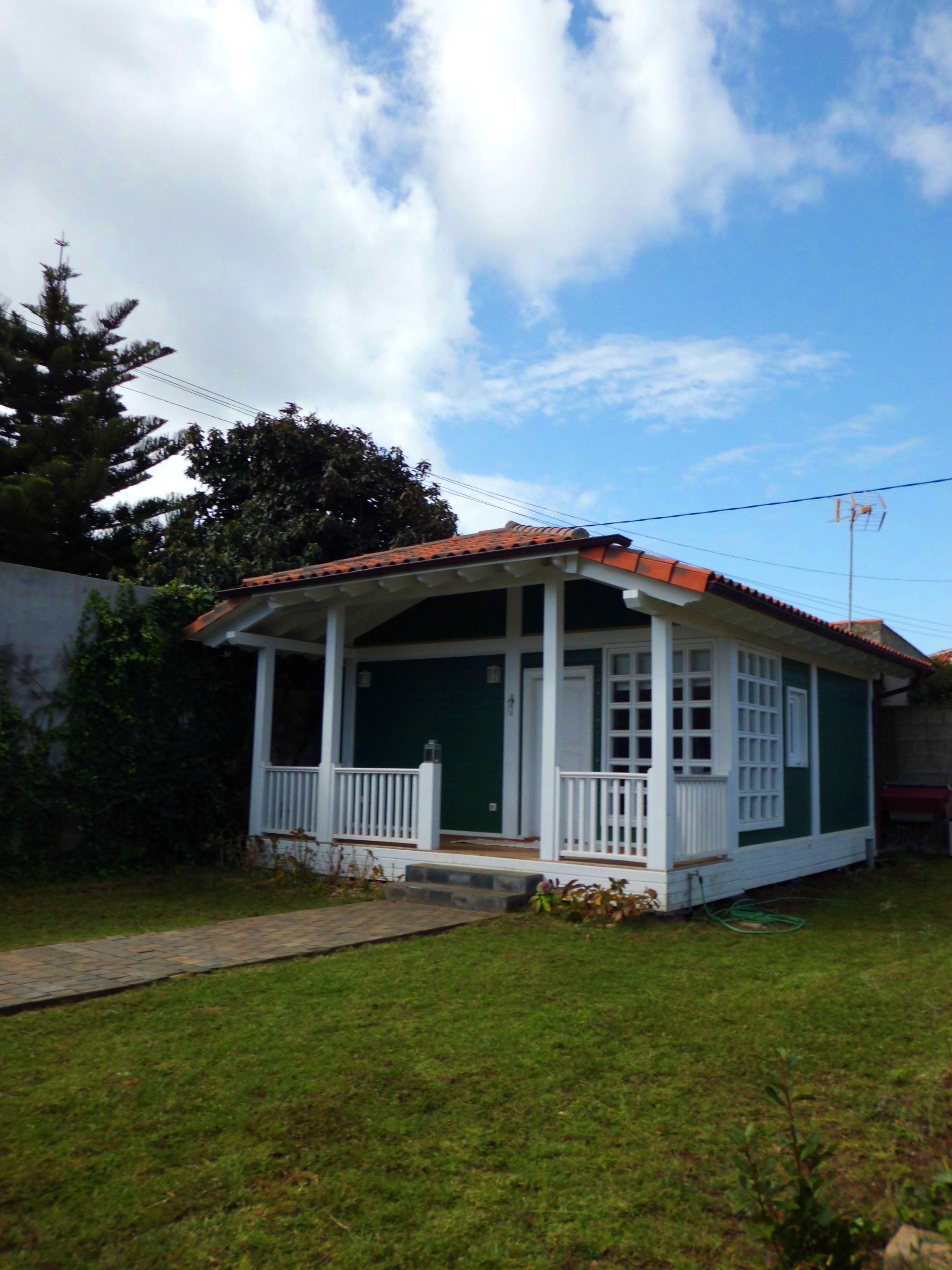 Wood cabin Casa de Madera Guamasa