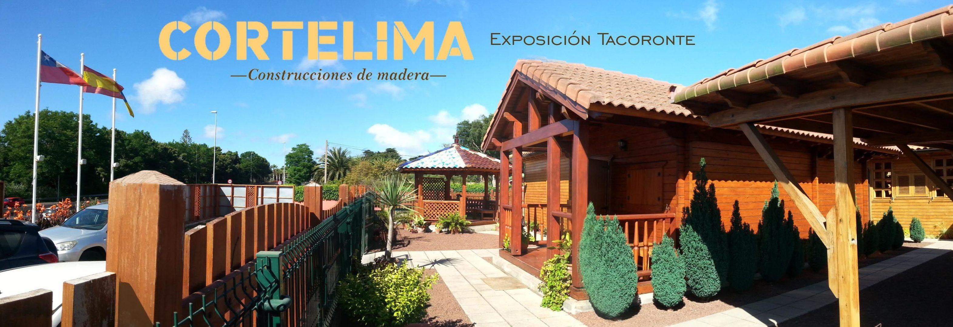 Exposición Casas de Madera Tacoronte