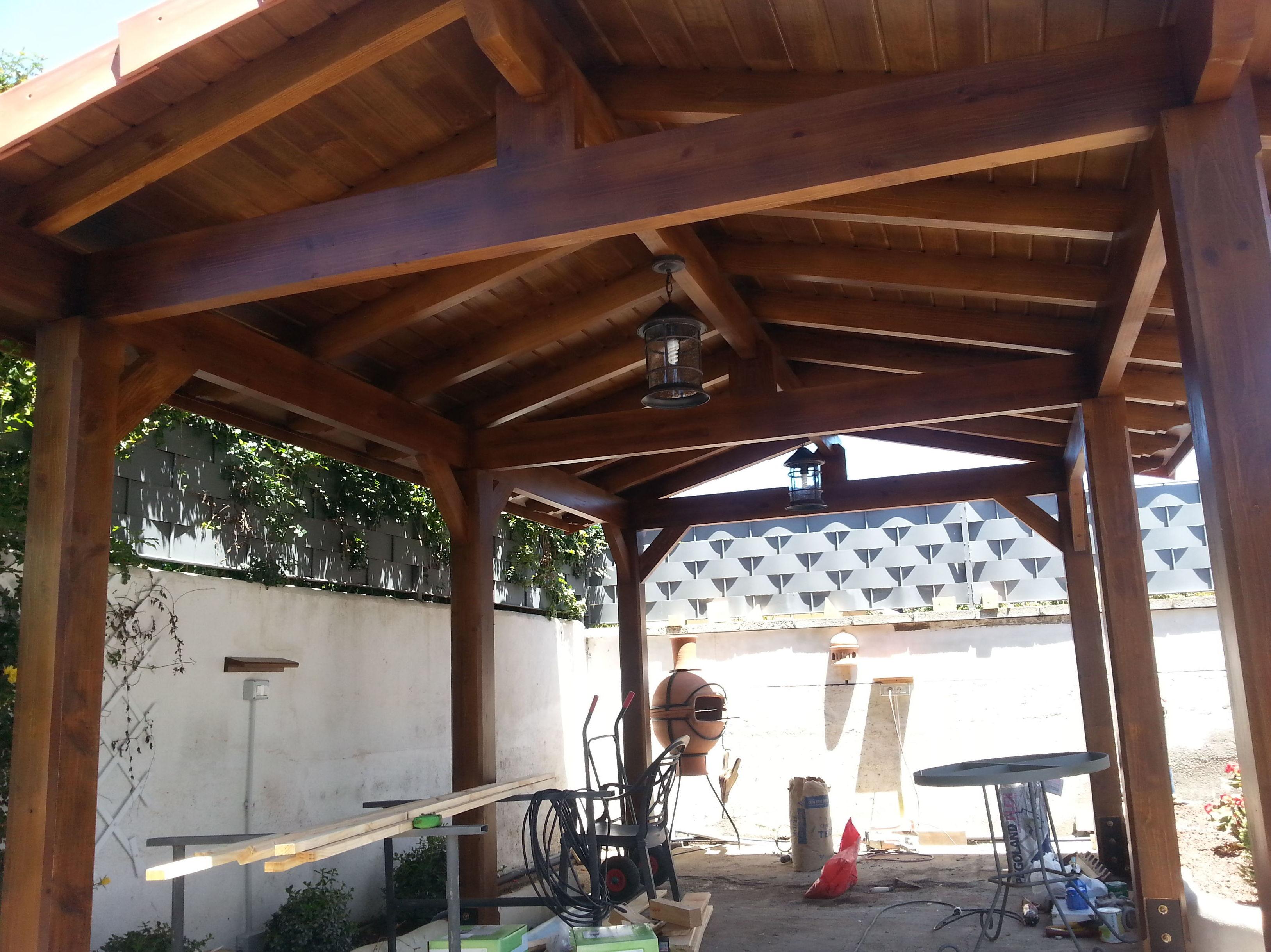 Foto 107 de casas de madera en tacoronte cortelima - Casas de madera laminada ...
