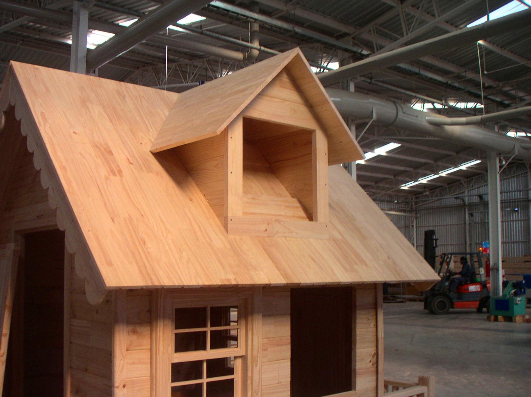 Casas de Niño madera kids wood houses