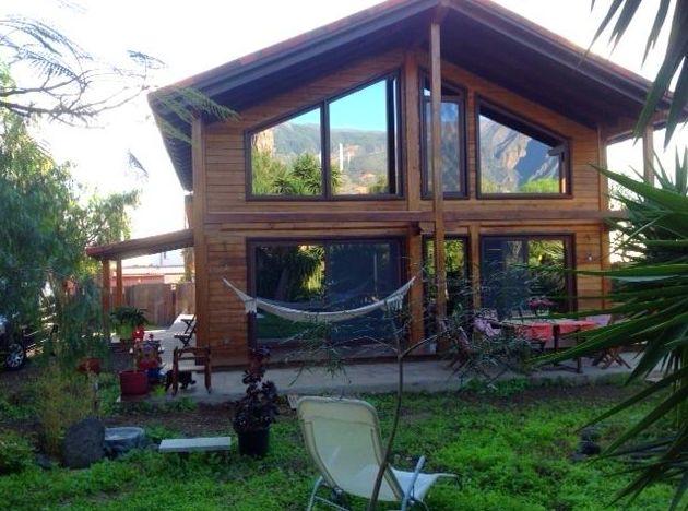 Wood House Casa de Madera Guimar Cortelima
